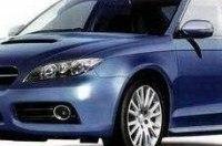 Фото фейслифтинговой Subaru Legacy!