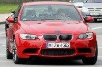 Шпионские фото фейслифтингового седана BMW M3!