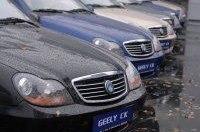 Автомобили Geely продают в рассрочку