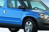 Skoda запустит в серию свой SUV в 2009 году!