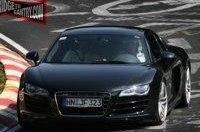 Видео нового Audi R8 V10 в действии!
