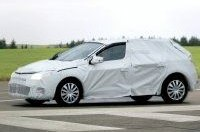 Очередные шпионские фото и видео нового Renault Megane III!