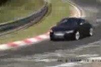 Видео нового Audi TT-RS в действии!