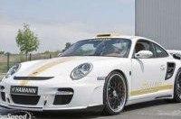 Новый Porsche 911 Stallion от Hamann
