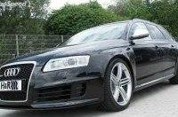 Новый Audi RS6 Avant от H&R