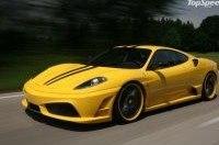 Представлен новый Ferrari F430 Scuderia от Novitec!