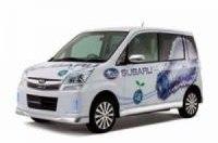 Subaru представил концепт электромобиля STELLA