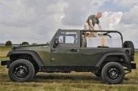 Chrysler представил новый военный Jeep J8