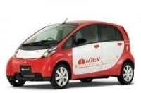 Mitsubishi начинает производство электромобиля i-MiEV