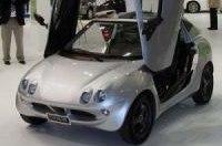 Компания NICE представила сразу три электромобиля