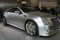 Cadillac CTS «позировал» на мотор-шоу в Лондоне. Видео