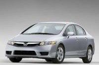 Honda обновила Civic и Civic Hybrid