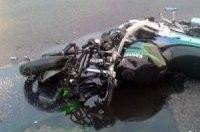 За лето в Москве погибли 40 мотоциклистов