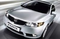 В Корее начались продажи седана Kia Forte