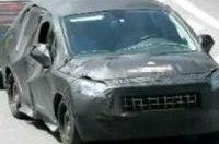 """Peugeot 3008 """"засветился"""" на видео"""