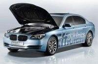 BMW представит концепт 7 Серии ActiveHybrid