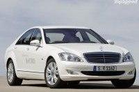 Официальное видео нового Mercedes S 400 BlueHYBRID!