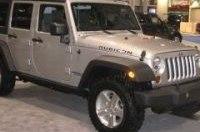 Jeep Wrangler отправился в кругосветное путешествие