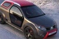 Renault переделал Logan до неузнаваемости