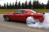 Видео нового Dodge Challenger SRT10 Concept в действии!