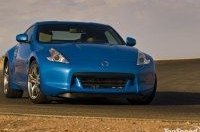 Видео нового Nissan 370Z в действии!
