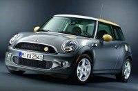 Официальные видео и фото нового электромобиля MINI E!