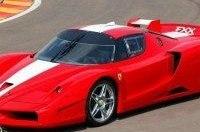 Видео того, как стоит прогревать резину на Ferrari FXX!