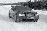 Bentley научит клиентов делать пируэты на льду