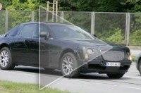 Видео и новые шпионские фото Rolls-Royce RR4!
