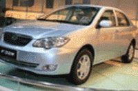 Компания BYD представила первый китайский электромобиль