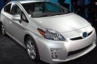 Компания Toyota показала гибрид Prius нового поколения