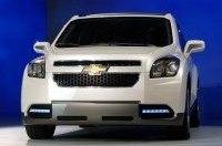 Выпуск Chevrolet Orlando начнется в 2010 году