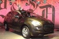 Peugeot покажет в Женеве кроссовер 3008