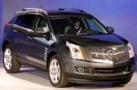 Новый Cadillac SRX 2010