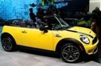 Новый MINI Cabrio