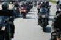 Итальянский мотопробег проходит по дорогам Украины