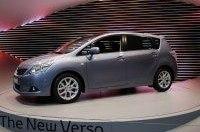 Третье поколение Toyota Verso представлено в Женеве