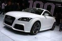 Audi TT RS – мировой дебют в Женеве