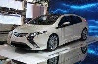 Показан электрический Opel