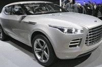 Возрожденная Lagonda оказалась кроссовером
