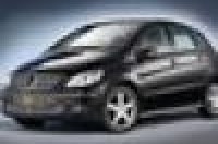 Сверкающие объятия - Mercedes B-класса