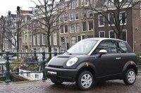 Электрокар TH!NK входит на рынок Голландии