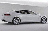 Tesla официально представила Model S