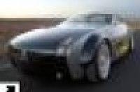 Футуристический концепт-кар – Nissan Urge