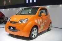 Китайцы планируют освоить  гибриды и электрокары  к 2011 году
