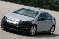 Chevrolet Volt готовится к новым  испытаниям
