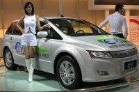 BYD говорит о том, что электрокар e6 появится в 2010 году