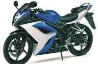 Suzuki собирается выпустить 125cc Sportsbike в 2010 году