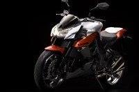 Полностью новый Kawasaki Z1000 2010