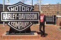 Чистая прибыль Harley-Davidson сократилась в 3,5 раза